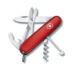 KNIFE COMPACT RED 15 FUNCTIONS