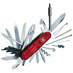 Medium Pocket Knife with 39 Functions