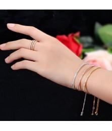 Adjustable Brilliant Bracelet