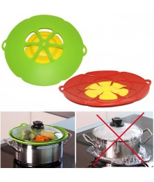 Silicone Lid Spill Stopper...