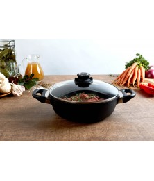 ROUND CASSEROLE WITH LID 24 cm
