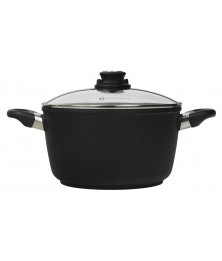 POT FOR SOUP WITH LID 24 cm