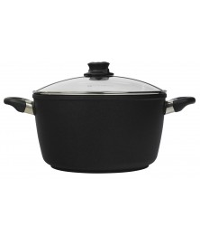 POT FOR SOUP WITH LID 28 cm
