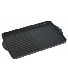 DOUBLE BRUNER GRILL / GRIDDLE